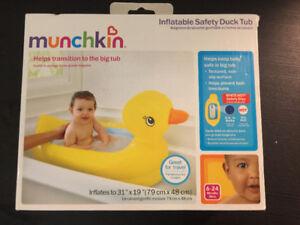 Munchkin White Hot Safety Duck Tub