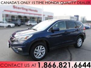 2015 Honda CR-V EX | NO ACCIDENTS | 1 OWNER