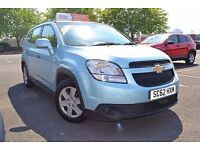 2013 (62) Chevrolet Orlando 7 Seater | Yes Cars 4 u - Portsmouth