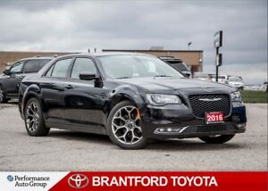 2016 Chrysler 300 S, RWD, Carproof Clean, Balance of Compr