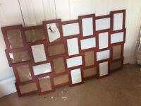Large multi photo frame FREE