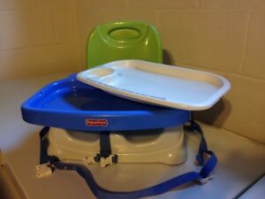 Booster Seat, Playard, Play Gym, High Chair, Bouncer, Bassinet