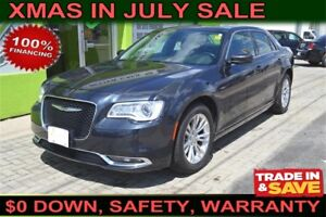 2016 Chrysler 300 Limited RWD, $84 Weekly, Bad Credit Approvals