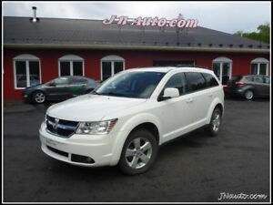 2010 Dodge Journey SXT, 7 passagers