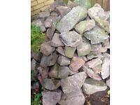 Large Granite rocks for sale