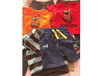 Boys cloths bundle Thomas and friend