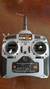 Rc Transmitter spectrum DX5e
