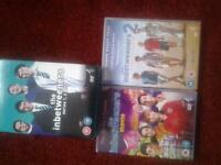 The Inbetweeners Complete DVD Collection for sale.