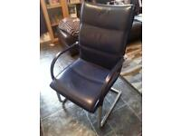 Leather chair 25/30 in total