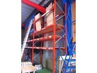 DEXION P90 WAREHOUSE LONGSPAN PALLET RACKING UNIT BAY