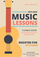 Music Lessons, West Brant