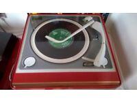Vinyl discs storage box