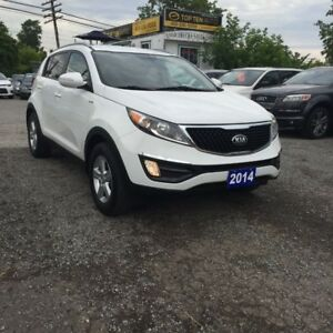 2014 Kia Sportage PRE-OWNED CERTIFIED- ONE-OWNER LOCAL ACCIDENT