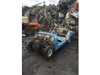 Wanted spares or repairs vehicles