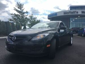 2013 Mazda MAZDA6 GS w/ CRUISE, ALLOY WHEELS, AUTO ON/OFF LIGHTS