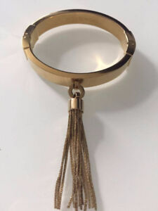 Michael Kors Golden Bangle Bracelet