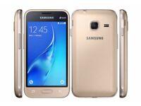 Brand New Samsung Galaxy J1 Mini Gold Dual Sim 8GB(Unlocked)-Boxed+ FREE EXTRAS