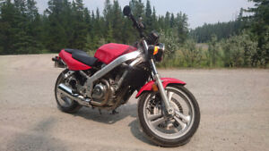 Excellent Condition 1990 Honda Hawk GT