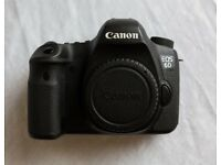 Canon 6D + Canon Battery Grip
