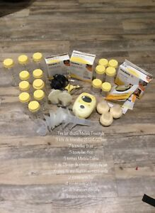 Tire lait Medela Freestyle double