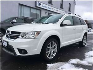 2015 Dodge Journey SXT Navigation, Sunroof, 7 Passenger !!!