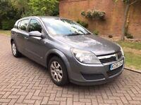 Vauxhall Astra 1.6, Petrol, Mint, 5dr