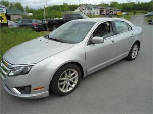 2010 Ford Fusion SEL LEATHER ! NEW MVI! 2 ETS OF TIRES !ONLY 116