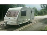 Caravan bailey ranger 2000 year 2/3 berth