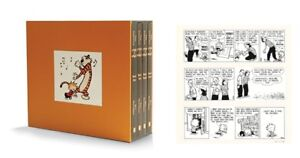 Calvin & Hobbes - The Complete Works box set - excellent cond.
