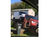 WANTED ALL SCRAP CARS
