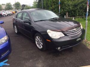 2007 Chrysler Sebring FINANCEMENT MAISON DISPONIBLE