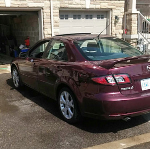 2006 Mazda 6 2.3L **One of a kind**