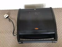 George Foreman 7-Portion Entertaining Grill 19580 - Black
