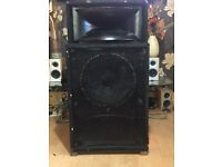PEAVEY HP400 SPEAKER 600W RMS NO OFFERS (RELISTED DUE TO TIME WASTER)