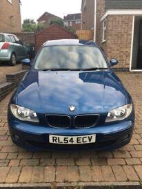 BMW 1 series 118D 5 door