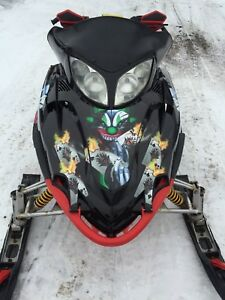Arctic cat firecat