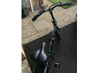 Nearly new ladies electric bike for sale