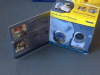 Tomy Walkabout platinum baby monitor