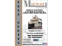 Marshall Scaffolding Services