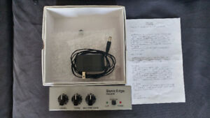 Sonic Edge FXUL8TR - Direct box, wet/dry, effect loop, MIC Pre