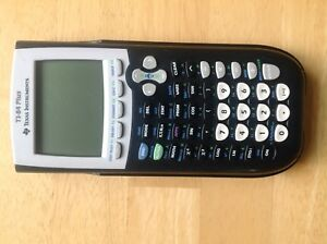 Texas Instruments T1-84 Plus Graphing Calculator