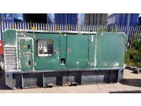 used 100KVA FG Wilson generator