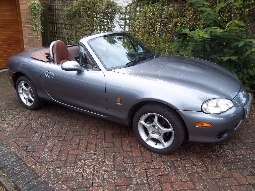 Mazda MX-5 Phoenix 2002 SE only 77K + Full SH **FULL 12 ...