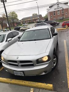 2008  Dodge Charger silver