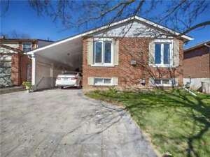 Lovely 3 Bedroom Bungalow Main Floor in Central Newmarket
