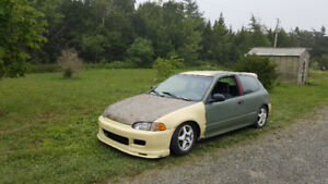1993 Honda Civic DX Hatchback
