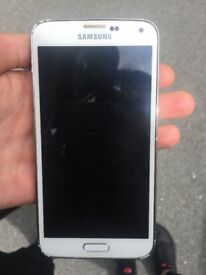 Samsung galaxy S5, unblocked(any network/sim) , good condition