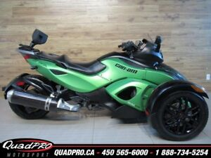 2012 Can-Am Spyder RS-S SE5 63.65$/SEMAINE