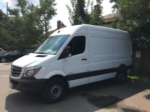 2016 Mercedes-Benz Sprinter Van Other