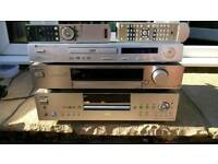 Sony high end Cd player and fm/am tuner dvp-ns900v st-sb920